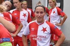 Slavia - Bayer ženy - Kat - Týn 6.8.2016 014 - kopie