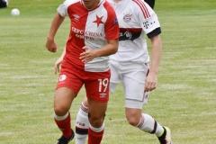 Slavia - Bayer ženy - Kat - Týn 6.8.2016 044 - kopie