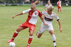 Slavia - Bayer ženy - Kat - Týn 6.8.2016 085 - kopie