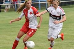 Slavia - Bayer ženy - Kat - Týn 6.8.2016 101