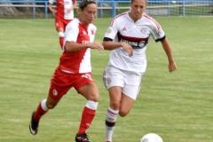 Slavia - Bayer ženy - Kat - Týn 6.8.2016 104
