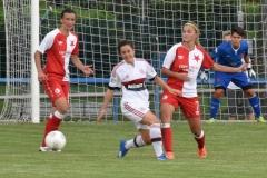 Slavia - Bayer ženy - Kat - Týn 6.8.2016 110