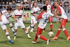 Slavia - Bayer ženy - Kat - Týn 6.8.2016 122
