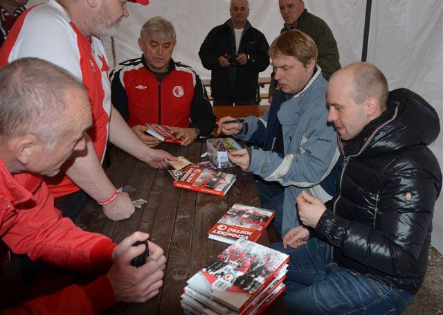 Volyně - Poříčí klub Slavia 20.2.2016 080